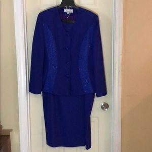 Other - Jacket and Skirt Suit